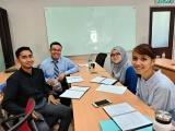 Sesi Pemantapan Imej Profesional dalam Program AAT Protege Soft Skills Training