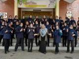 Business Dining Etiquette for young leaders and high achievers of Sekolah Seri Puteri.